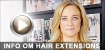 Markedsføring med Reklame Video – Info om Hair Extension
